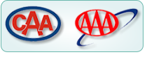 Member of CAA and AAA